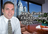 Ian S. Gertler | Chief Operating Officer